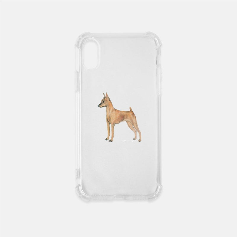 Miniature Pinscher Phone Case