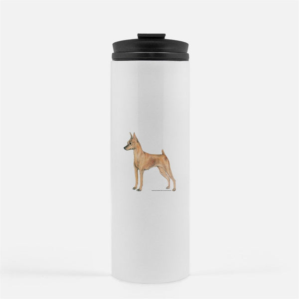 Miniature Pinscher Thermal Tumbler