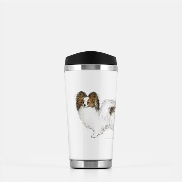 Papillon Travel Mug