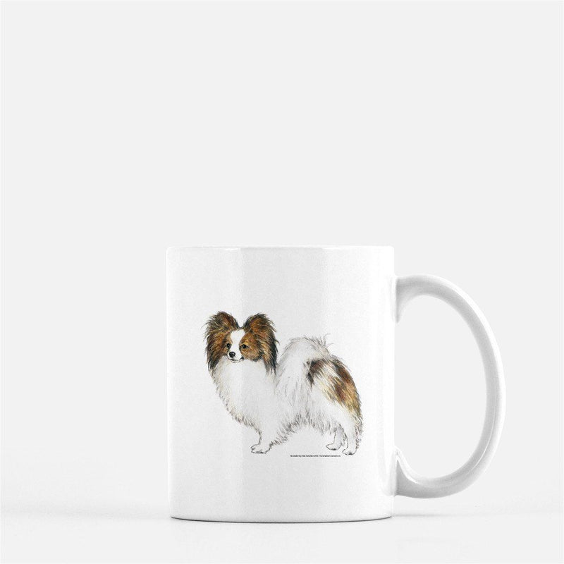 Papillon Coffee Mug
