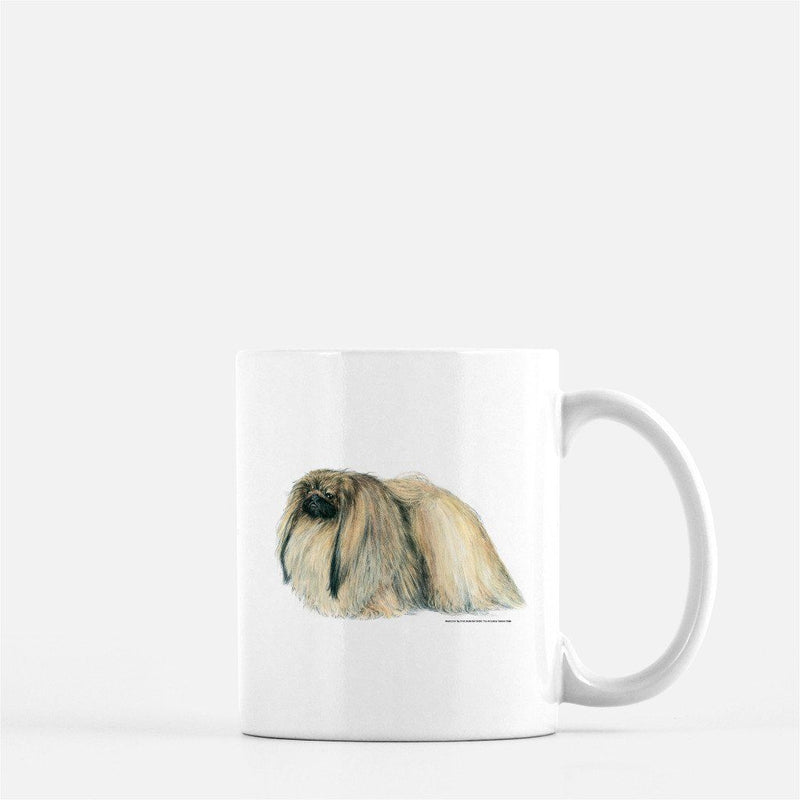 Pekingese Coffee Mug