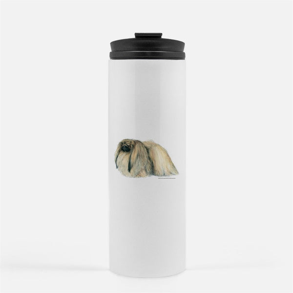 Pekingese Thermal Tumbler