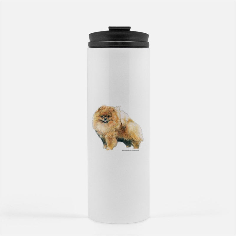 Pomeranian Thermal Tumbler