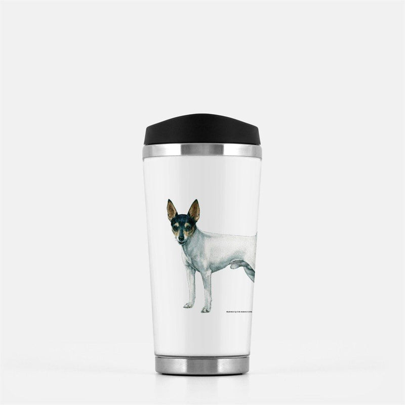 Toy Fox Terrier Travel Mug