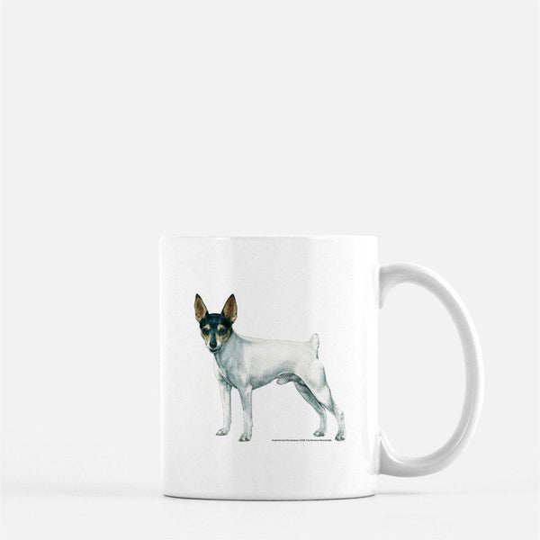 Toy Fox Terrier Coffee Mug