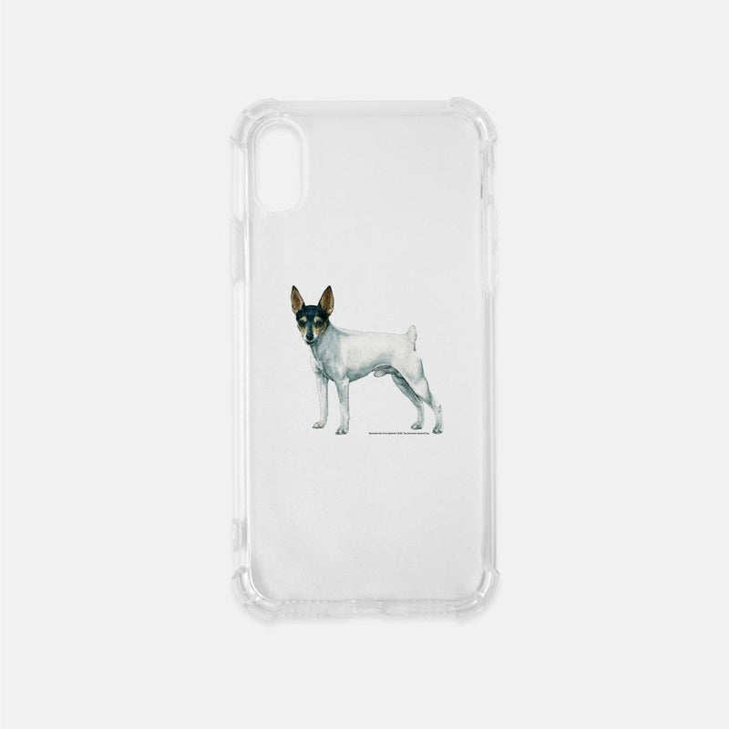 Toy Fox Terrier Phone Case