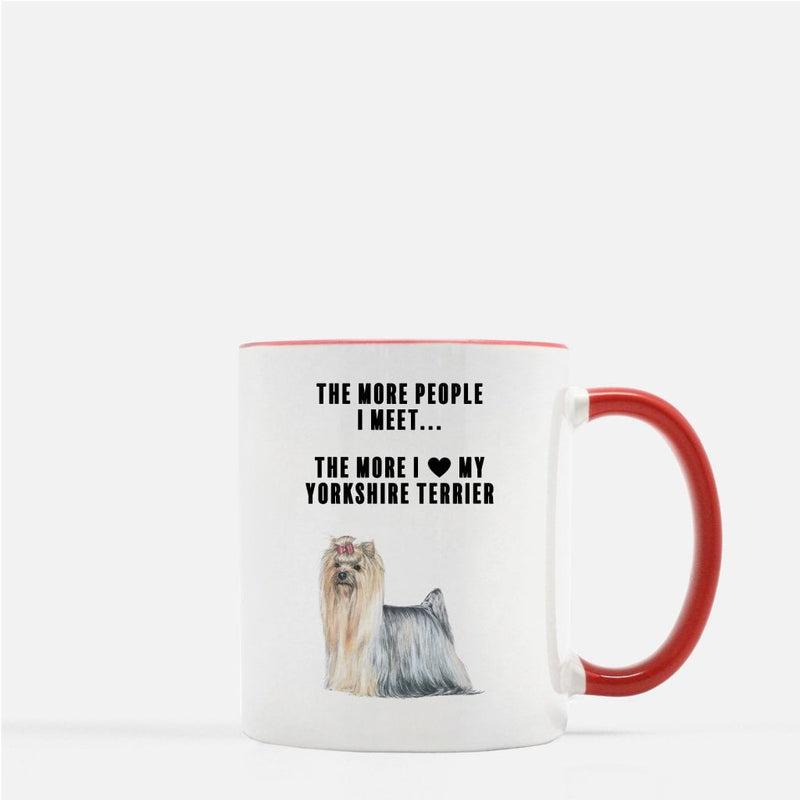 Yorkshire Terrier Love Coffee Mug
