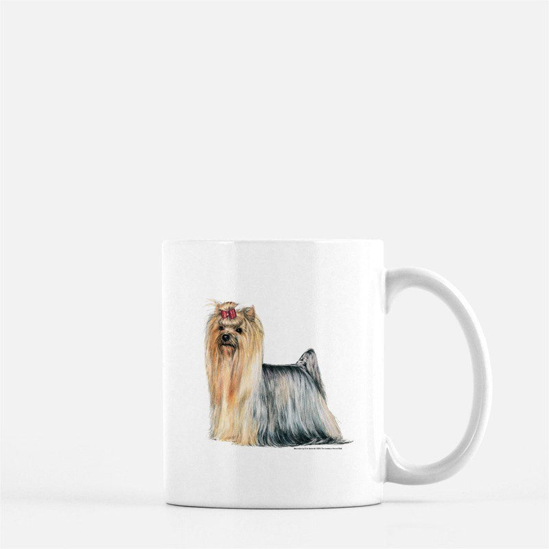 Yorkshire Terrier Coffee Mug