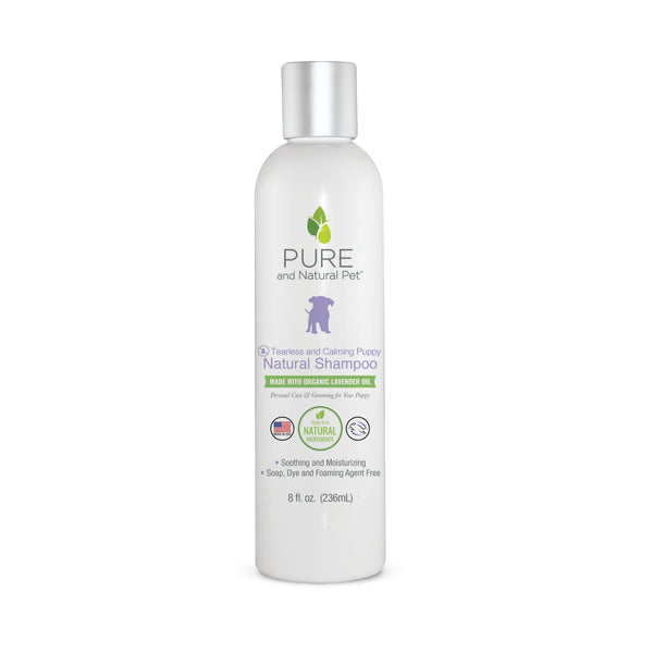 Tearless and Calming Puppy Shampoo