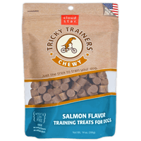 Chewy Tricky Trainers Dog Treats - Salmon Flavor