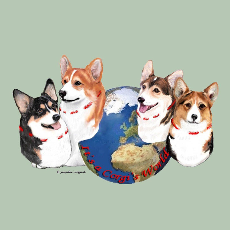 Corgi's World Box