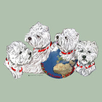 Westhighland White Terrier's World Box