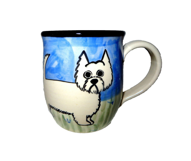 West Highland White Terrier Ceramic Mug