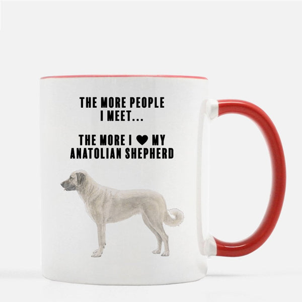 Anatolian Shepherd Love Coffee Mug
