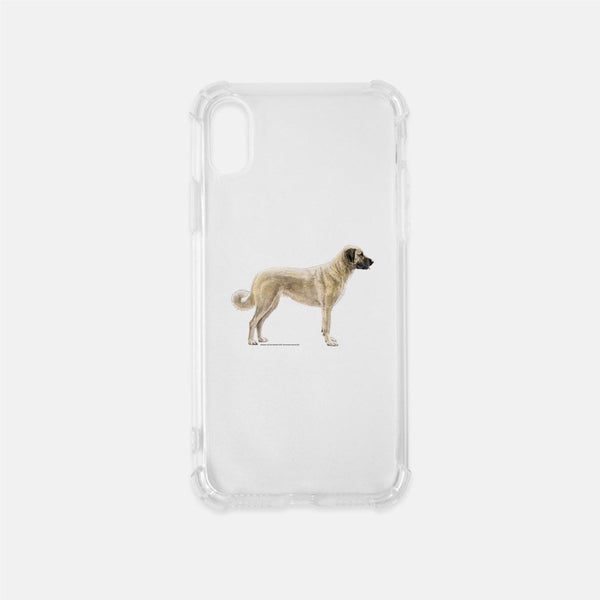 Anatolian Shepherd Clear Phone Case