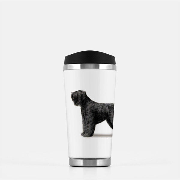 Black Russian Terrier Travel Mug