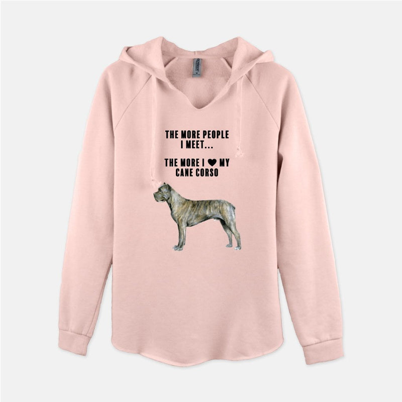 Cane Corso Love Women's Sweatshirt