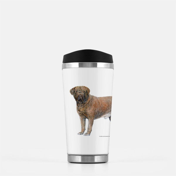 Dogue de Bordeaux Travel Mug