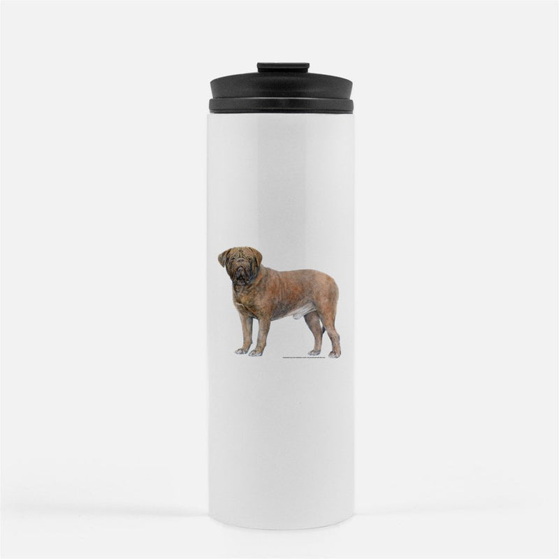 Dogue de Bordeaux Thermal Tumbler