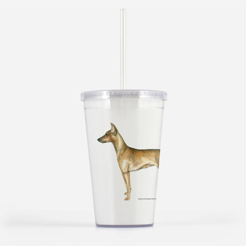 German Pinscher Beverage Tumbler