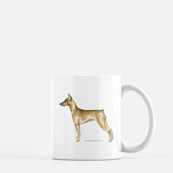 German Pinscher Coffee Mug