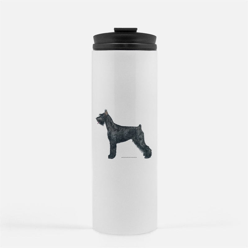 Giant Schnauzer Thermal Tumbler