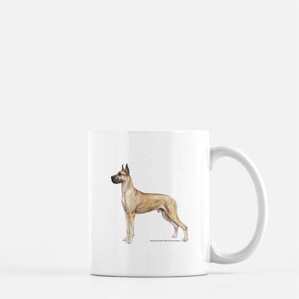 Great Dane Coffee Mug