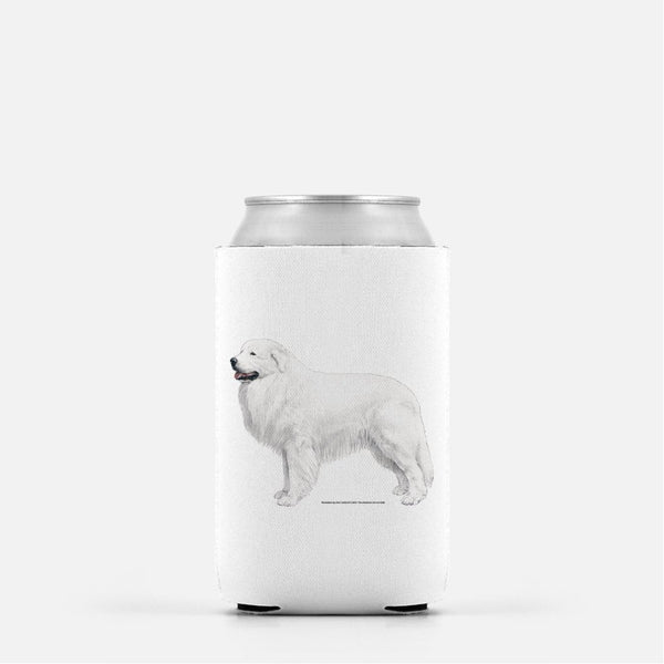 Great Pyrenees Koozie
