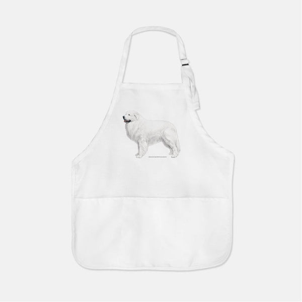 Great Pyrenees Apron
