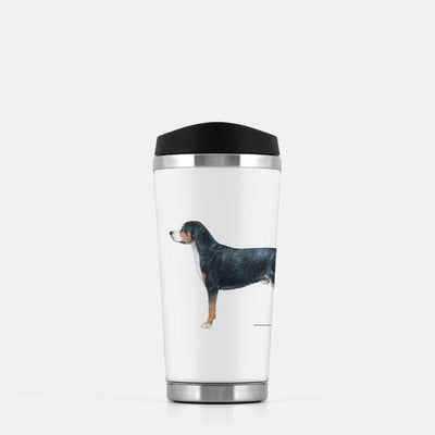 Greater Swiss Mountain Dog Travel Mug