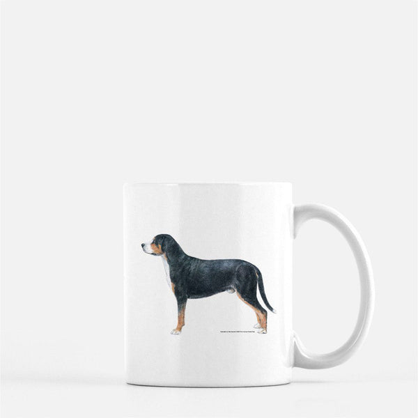 Greater Swiss Mountain Dog Coffee Mug