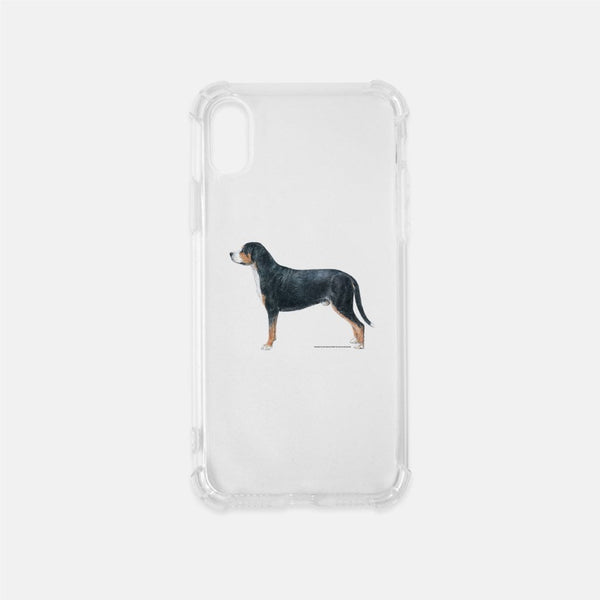Greater Swiss Mountain Dog Phone Case