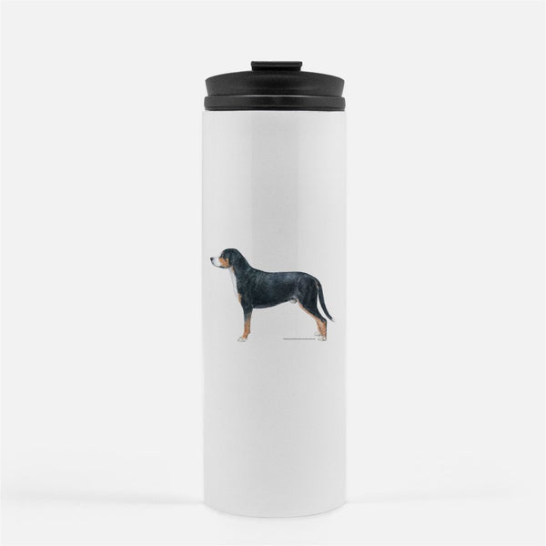 Greater Swiss Mountain Dog Thermal Tumbler