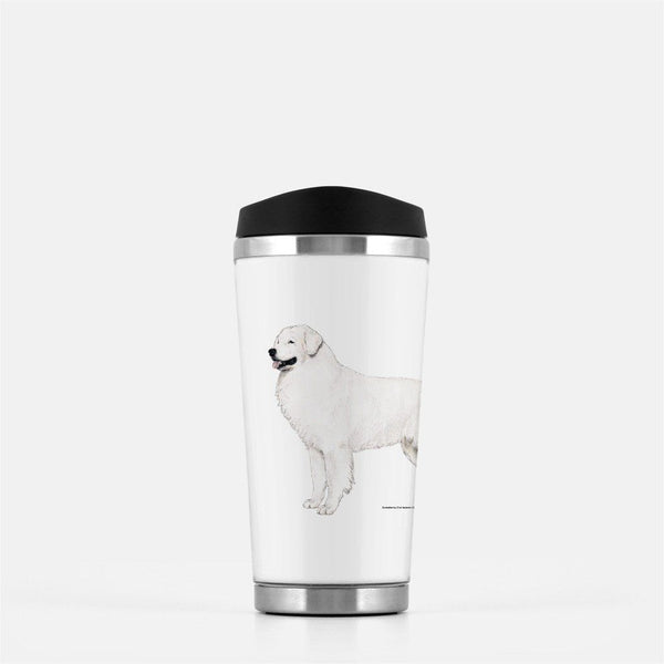 Kuvasz Travel Mug