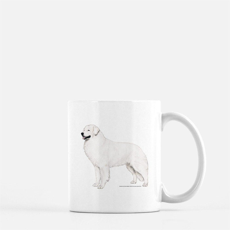 Kuvasz Coffee Mug