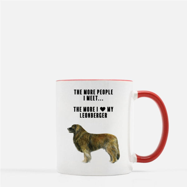 Leonberger Love Coffee Mug