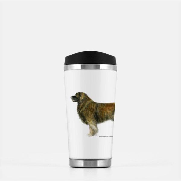 Leonberger Travel Mug