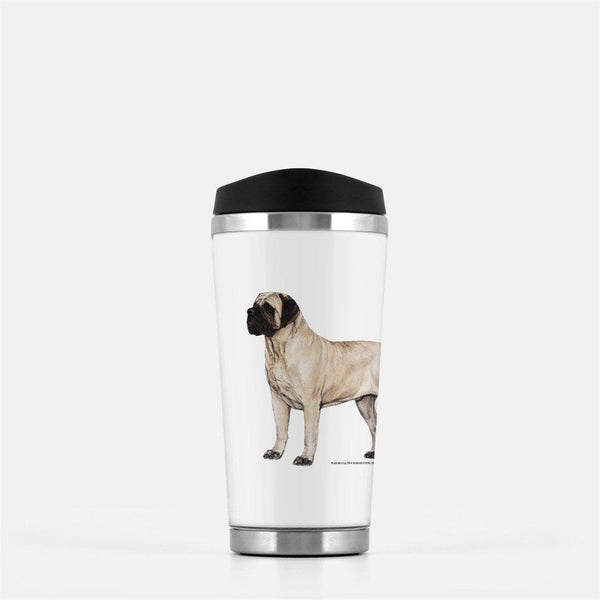 Mastiff Travel Mug