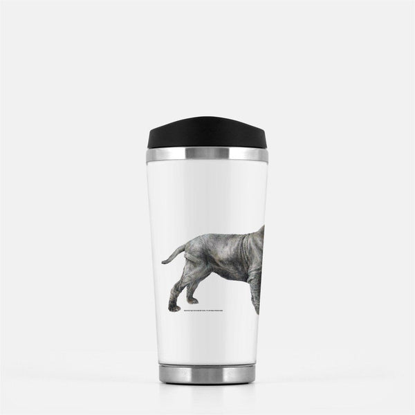 Neapolitan Mastiff Travel Mug