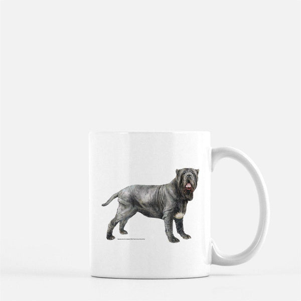 Neopolitan Mastiff Coffee Mug
