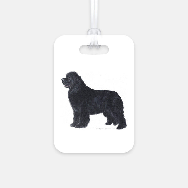 Newfoundland Luggage Tag