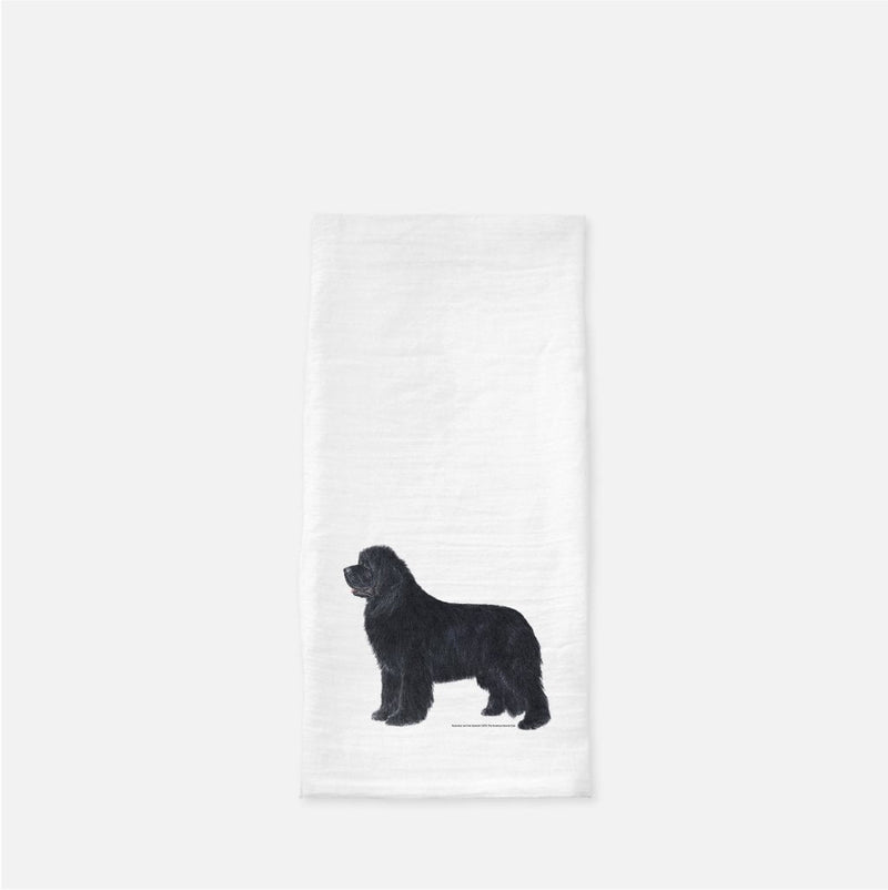 Newfoundland Tea Towel