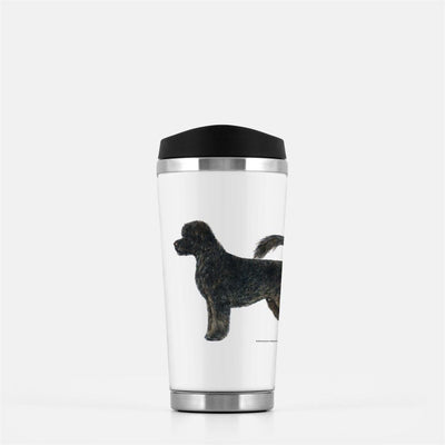 Portuguese Water Dog Travel Mug