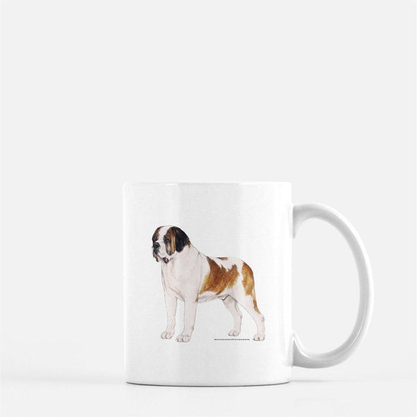 Saint Bernard Coffee Mug