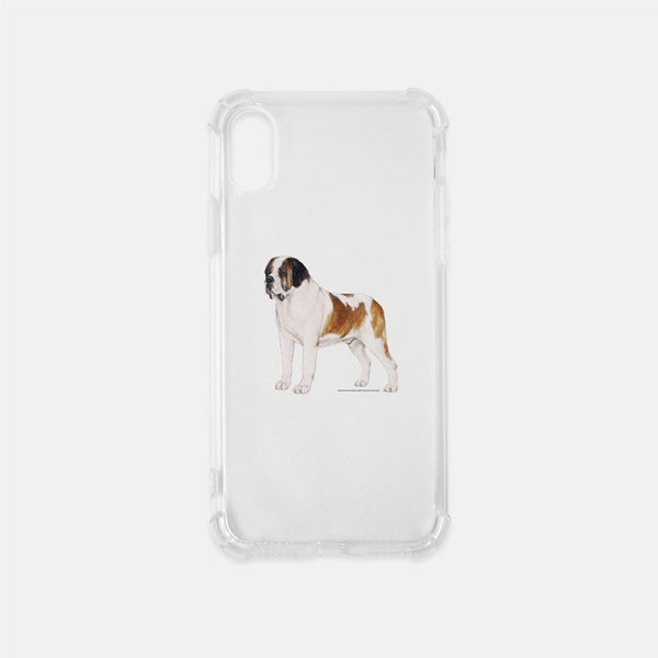 Saint Bernard Phone Case
