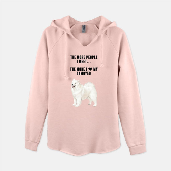Samoyed Love Women's Sweatshirt