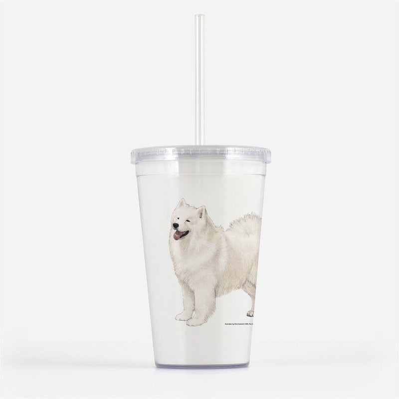 Samoyed Beverage Tumbler