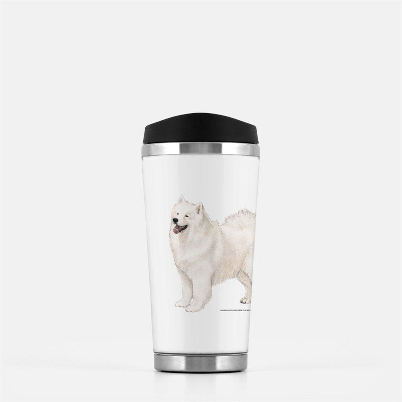 Samoyed Travel Mug