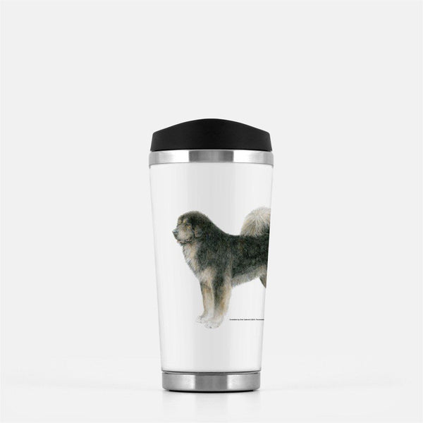 Tibetan Mastiff Travel Mug