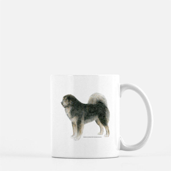 Tibetan Mastiff Coffee Mug